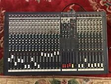 Soundcraft LX7ii 24 Channel Mixer Live Recording Console