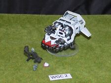 Warhammer 40k Space Marines LAND SPEEDER w/ Multi Melta painted #2 (WGC 2)