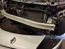 Clio Mk3 2005 to 2012 Front bumper support bar crash impact reinforcement