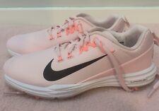 New Sz 10 Nike Women's Lunar Empress 2 Golf Shoes Pink Black 880120-601