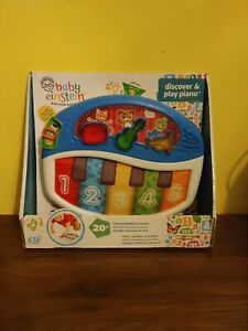 BABY EINSTEIN Discover and Play Piano Musical Keyboard Toy