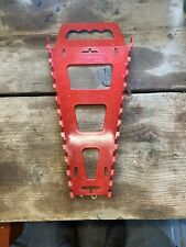 Snap On Spanner Rack Holds 13 Spanners