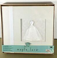 Wedding Scrapbook Album Dressed In White Maple Lane 12x12 Expandable New Sealed