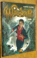 Wisher, tome 1: Nigel