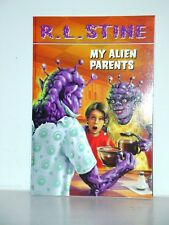My Alien Parents by R. L. Stine