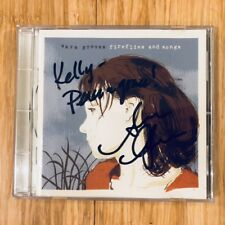 Signed Autographed By Sara Groves CD Fireflies and Songs 2005, Columbia