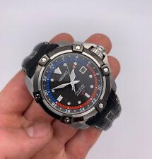 Men's Seiko Velatura Kinetic GMT Watch 5M65-0AD0