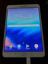 Samsung Galaxy Tab S2 32 GB Wi-Fi 8.0 inch SLIGHTLY USED plus cases BUNDLE
