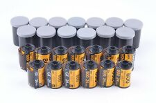 13X NEW EXPIRED 12X KODAK MAX 800 35mm 24exp & 1X 400 ASA C-41 FILM IN CANISTERS