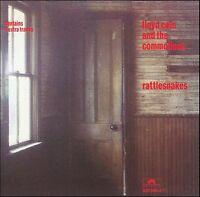 LLOYD COLE & THE COMMOTIONS - RATTLESNAKES CD w/BONUS Trax *NEW*
