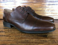 Mens Ecco Walking Dress Shoes Size EU 43 US 10