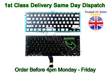 """Genuine Apple MacBook Air A1370 A1465 11"""" US Keyboard 2011 2012 with backlight"""