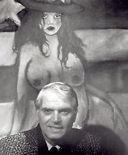 Vintage Photo #JOE-10 naked nude portrait Joe movie scene actor Dennis Patrick