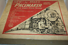 MARX THE PACEMAKER ELECTRIC TRAIN SET #9465/1 W/BOX N/M CONDITION