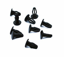 Westfalia Interior Panel Clips Black Plastic 10 pcs per bag VW Bay C9209