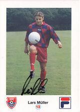 Lars Müller KFC Uerdingen 1997-98 TOP AK +A30815