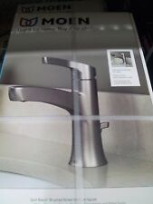 Moen Bathroom Brushed Nickel Centerset Faucets | eBay