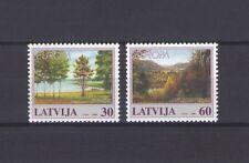 LATVIA, EUROPA CEPT 1999, NATIONAL PARKS, MNH