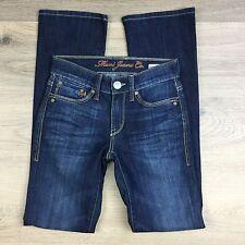 Mavi Anna Mid Rise Skinny Boot Cut Women's Jeans Size 24/32 Fit W26 (S18)