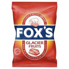 Foxs Glacier Fruits 130g Case of 12