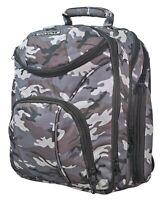 Rockville Travel Case Camo Backpack Bag For Yamaha MG10/2 Mixer