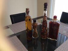 Food Infused Vinegar Bottles