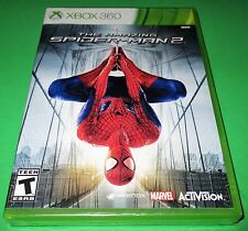 The Amazing Spider-Man 2 Microsoft Xbox 360 *Factory Sealed! *Free Shipping!