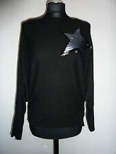 Taillenlange Damen-Pullover aus Kaschmir