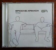 GROOVE ARMADA 'Vertigo' CD 1999