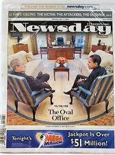 FREE NEWSDAY 11 11 08 President Obama Collector Sold Out  Issue The Oval Office