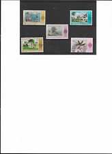 TRINIDAD & TOBAGO PART SET USED STAMPS