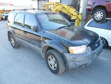 2001 Ford Escape RH Head Light S/N# V7067 BK3320