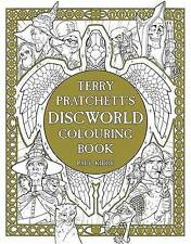 Terry Pratchett's Discworld Colouring Book (Colouring Books), Good Condition Boo