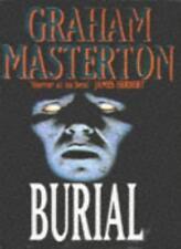 Burial By Graham Masterton. 9780749313722