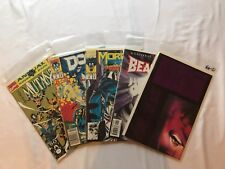 Lot Of Marvel Comics, 5