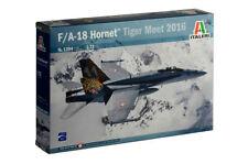 Italeri F/a-18 AVISPÓN Tiger Meet 2016 Kit Construcción 1:72 Art 1394 Aircraft