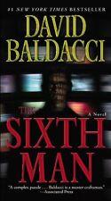 The Sixth Man (King & Maxwell Series) by David Baldacci
