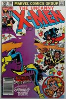 Uncanny X-Men 148 VF/NM 9.0 First Caliban Dazzler Spider-Woman Marvel Comic 1981