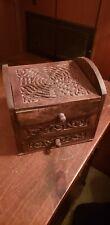 Indonesian haunted Dybbuk Box