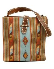 Blazin Roxx Western Handbag Southwest Tote Concealed Multi N770003397