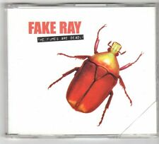 (GS969) Fake Ray, The Fumes Are Deadly - 2004 CD