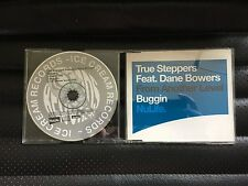 TRUE STEPPERS FEAT. DANE BOWERS FROM ANOTHER LEVEL BUGGIN NULIFE CD SINGLE