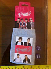 Union J Phone Sock Cover Claire's Claires Accessories £6 RRP
