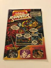 1983 Load Runner Comic The Galaxy's First Computer Comic Printout #2
