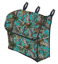 Showman TEAL Real Oak Camouflage Cordura Nylon Blanket Bag!! NEW HORSE TACK!!