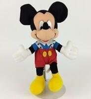 "Walt Disney Mickey Mouse Plush Doll Toy - Mattel Arco Toys - 13"" Tall"