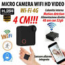 Mini Telecamera Spia Alimentazione Continua 48 ore di Registrazione Micro Camera