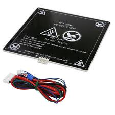 MK3 Heatbed Aluminum Heated Bed 220mm*220mm MK2B MK2A F/ Anet A6 A8 3D Printer