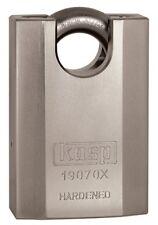 CK Kasp 190 Series K19070XD High Security Padlock Closed Shackle