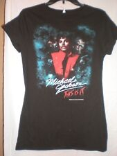 Michael Jackson T SHIRT This Is It  2009 XLARGE